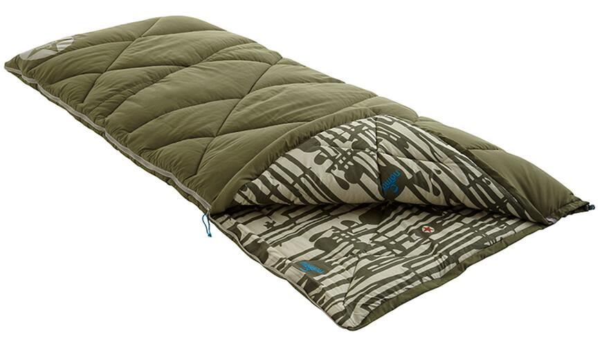 Nomad Sleepyhead Sleepingbag Leaf/Print